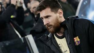Barcelona'da Messi depremi ! Ayrılıyor...