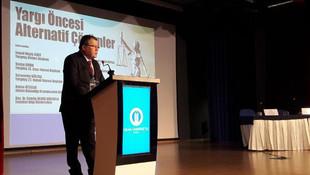 Yargıtay Başkanı'ndan çarpıcı açıklama: Türkiye'nin yüzde 8'si...