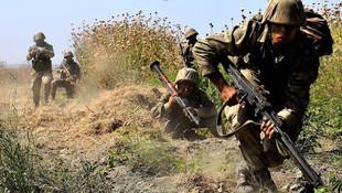 Askeri araca roketli saldırı ! Yaralılar var