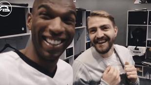 Babel Porto maçının hikayesini paylaştı