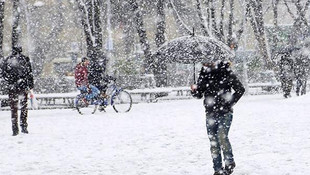İki ilde eğitime kar molası ! Okullar tatil edildi