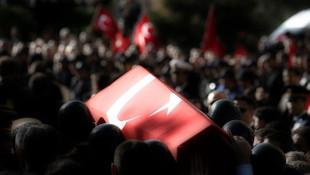 Acı haber Elazığ'dan geldi: 1 asker şehit, 1 asker yaralı