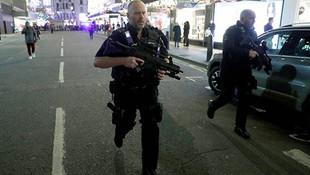 Londra'da büyük panik ! Boşaltıldı