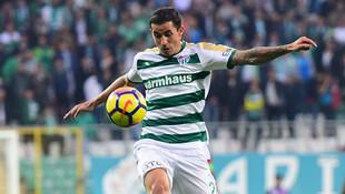 Bursaspor'da golcüler ortada yok !