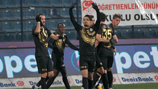 Osmanlıspor - Gençlerbirliği: 2-0
