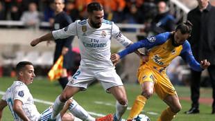 UEFA'dan Real Madrid'e soruşturma !