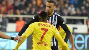 Yeni Malatyaspor-Beşiktaş: 0-0
