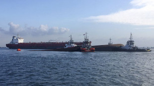 İki gemi çarpıştı ! 12 kişiden haber alınamıyor