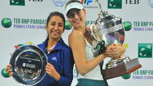 Sharapova - Büyükakçay maçında inanılmaz dolandırıcılık !