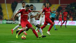 Kayserispor - Medipol Başakşehir: 1-1