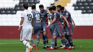 Beşiktaş - Manisaspor: 9-0