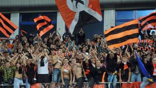 Holiganlardan Shakhtar Donetskli futbolculara tehdit !