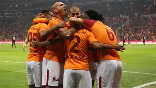 Galatasaray - Gençlerbirliği: 5-1