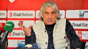Adanaspor'un hocasından zehir zemberek sözler !