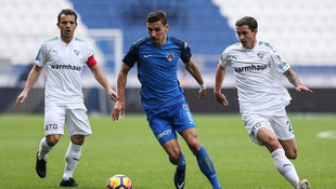 Kasımpaşa-Bursaspor: 2-2