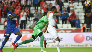 Eto'o Antalyaspor'u ipten aldı !