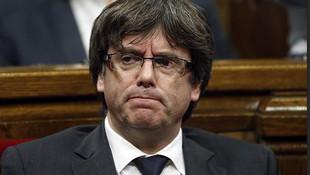 Tutuklama emri vardı... Katalan lideri teslim oldu !