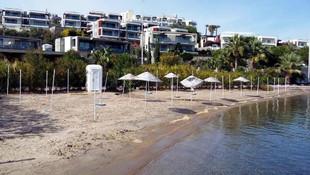 Halk plajı ihaleye çıktı, halk ayaklandı