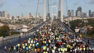 İstanbul Maratonu'na dev katılım !