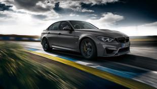 BMW yeni yol canavarı 2018 BMW M3 CS'yi tanıttı