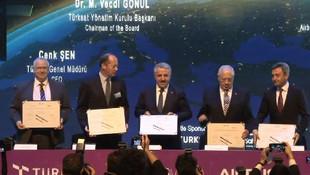 Bakan Arslan'dan ''Türkiye Uzay Ajansı'' açıklaması