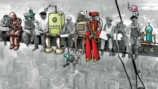 Robotlar, milyonlarca insanı işssiz bırakacak