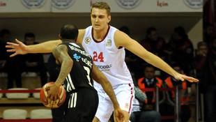 Beşiktaş Antep'te zorlandı ama kazandı