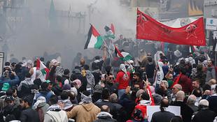 Lübnan karıştı ! Protestolar devam ediyor