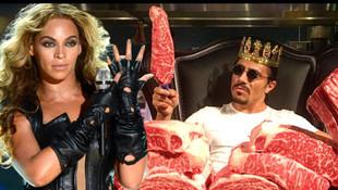 Beyonce'den Nusret'e mangal teklifi