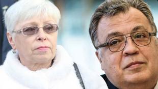 Suikaste uğrayan büyükelçini eşi: ''Kırgın değilim''
