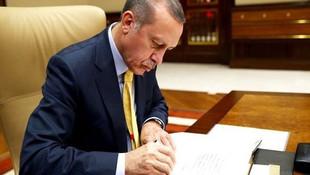 Erdoğan yeni YSK yasasını onayladı