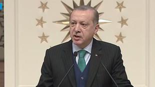 Erdoğan'dan döviz ve faiz açıklaması