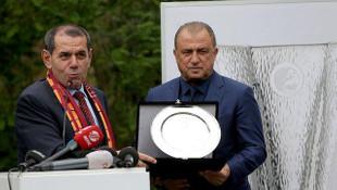 'Fatih Terim, Galatasaray'a hazır'