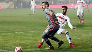 Manisaspor - Beşiktaş: 1-1