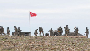 3 askerimizin şehit olduğu saldırının koordinatları ABD'den