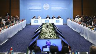 İstanbul'da kritik zirve ! 48 ülke katılıyor