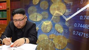 Kuzey Kore'den Bitcoin hamlesi