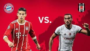 Yıldız futbolcular Münih - Beşiktaş eşleşmesini yorumladı