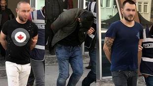 Özel Harekat polisini bar önünde dövdüler !