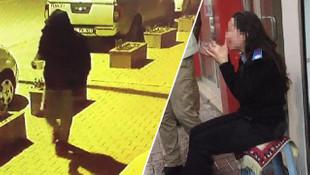 Güvenlikçi kadına kimyasal maddeyle saldıran kişi bakın kim çıktı