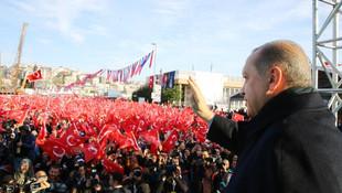 Cumhurbaşkanı Erdoğan: ''Daha çok şeyler gelecek''