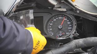 Ölüm ''geliyorum'' demiş ! 130 kilometre hızla...