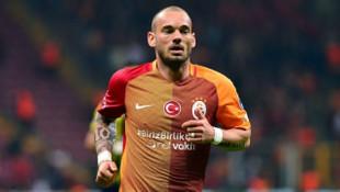 Sneijder'in menajerinden sürpriz teklif !