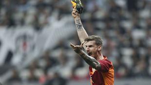 Galatasaray'da Serdar Aziz gelişmesi