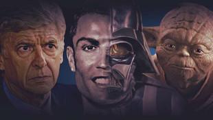 Futbol dünyası, Star Wars'ta oynasaydı...