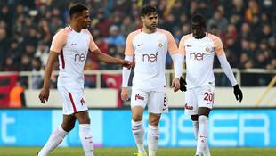 Malatyaspor - Galatasaray: 2-1
