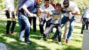 Yasak aşk cinayetinde korkunç ifade: Babamı öldürüp kafasına tekme attılar