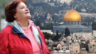 Selda Bağcan'ın Kudüs hayali...