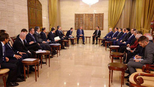 Esad PYD'ye ateş püskürdü: ''Vatan hainleri...''