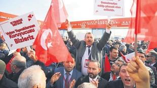 Şehit yakını isyan etti: ''Atatürk olsaydı seni asardı''
